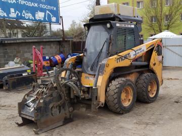 Аренда Фреза по бетону CAT PC205B