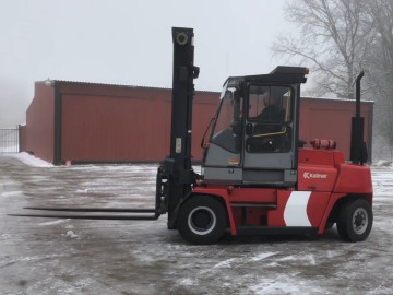 Аренда Вилковий навантажувач Kalmar DCE80-6