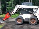 Bobcat  з гідромолотом MTB 25
